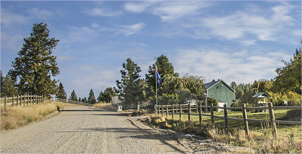 Gravel Road Home