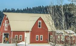 Barn or House, or both