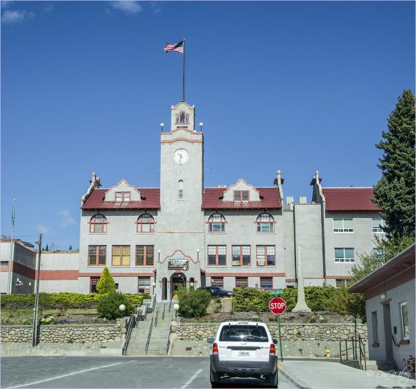 Okanogan Court House