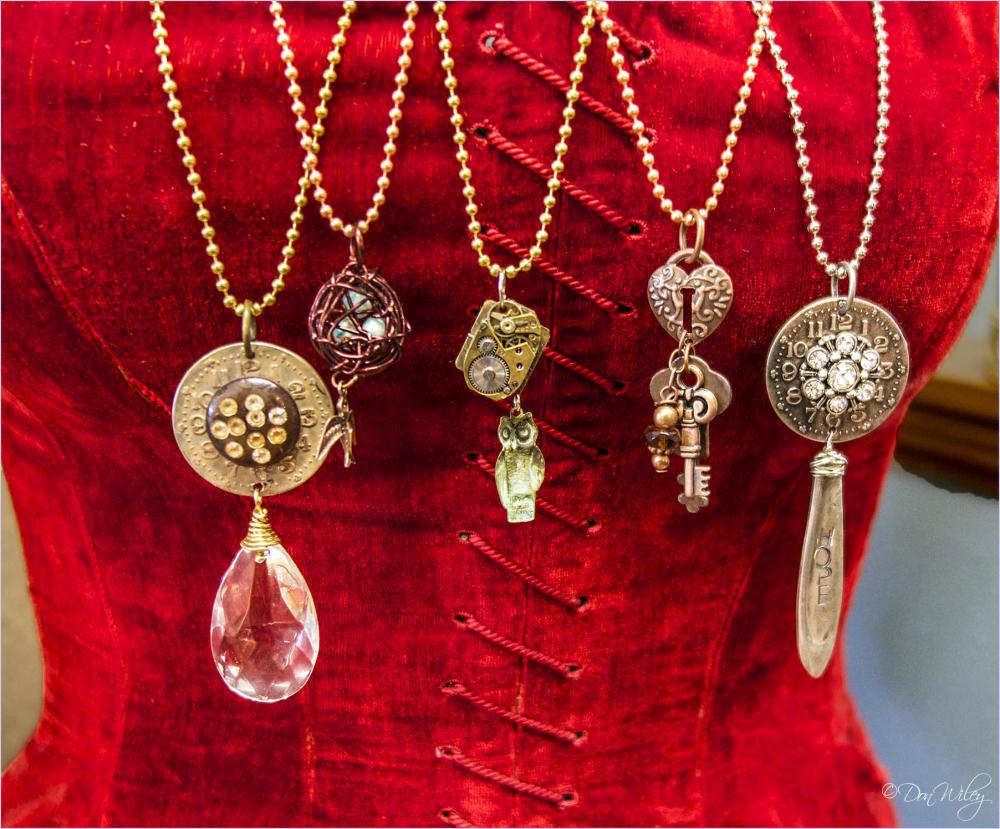 Pre Worn Jewelry