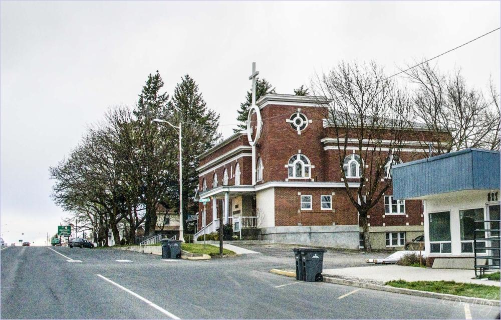 Davenport Church