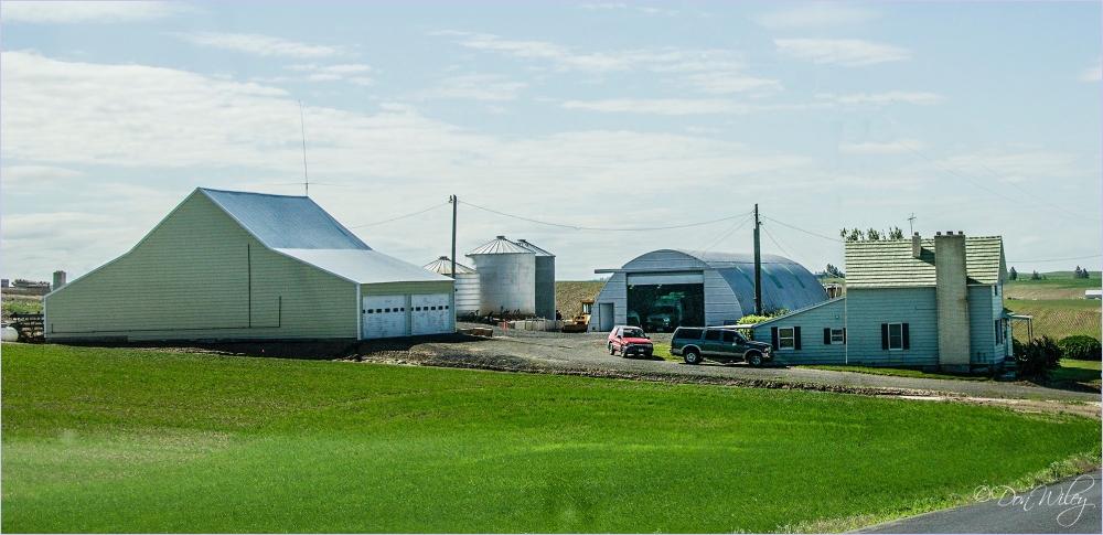 A modern Farm