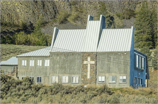 Grand Coulee Church
