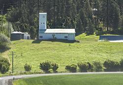 farm, landscape