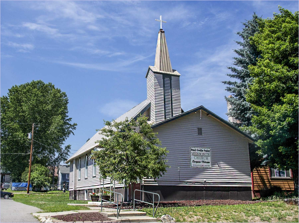 A Mennonite Church
