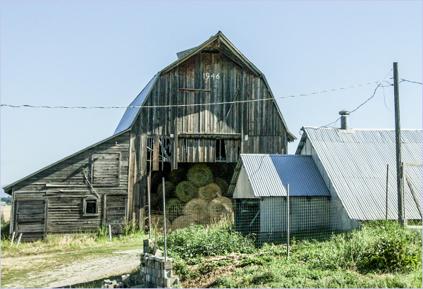 Hay Barn
