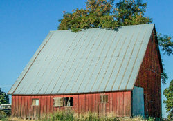 Steep Barn