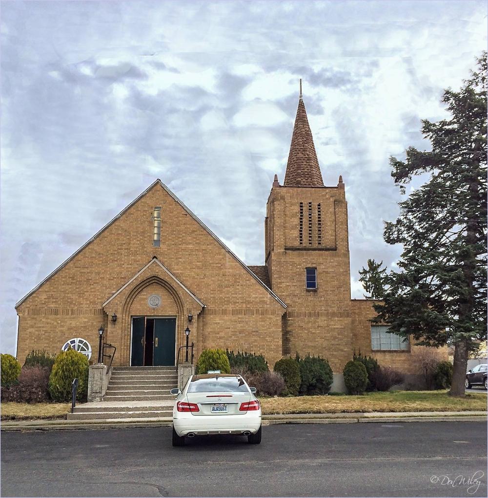 A Hillyard Church