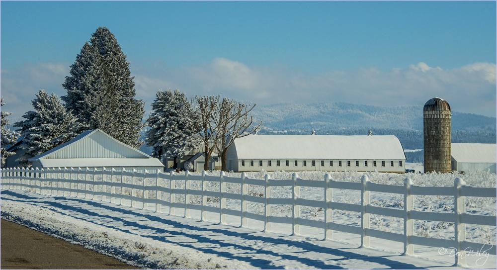 Snowy Farm... Last Year