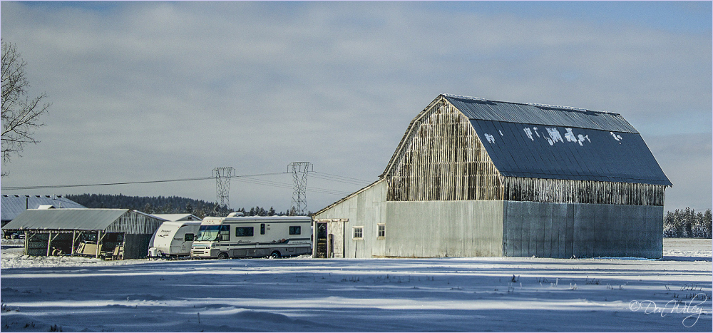Windowless Barn