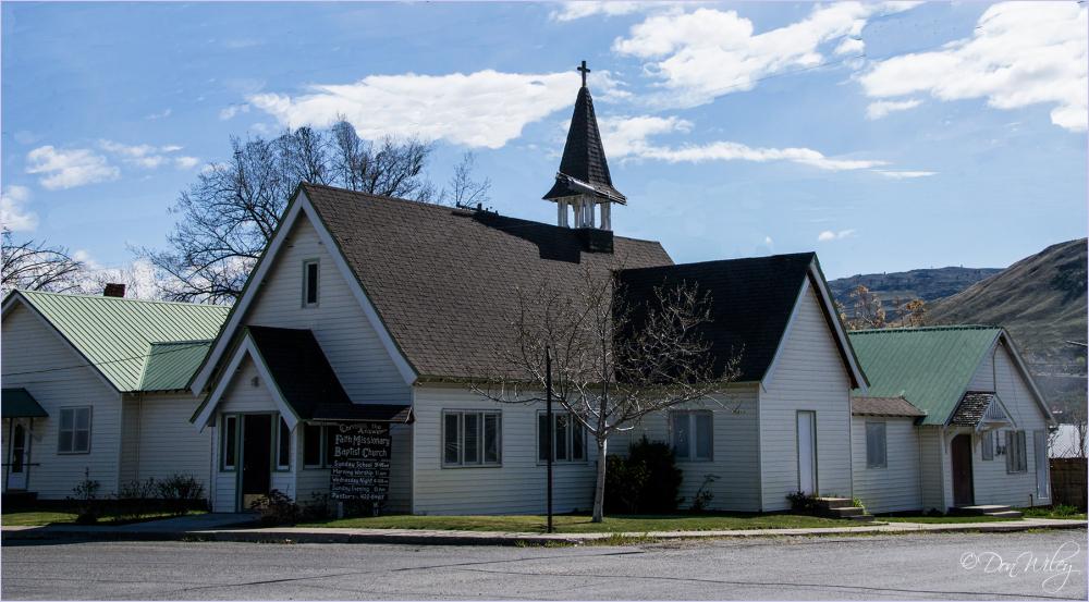 An Omak Church