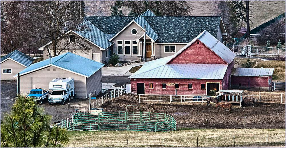 A Compact Farmyard