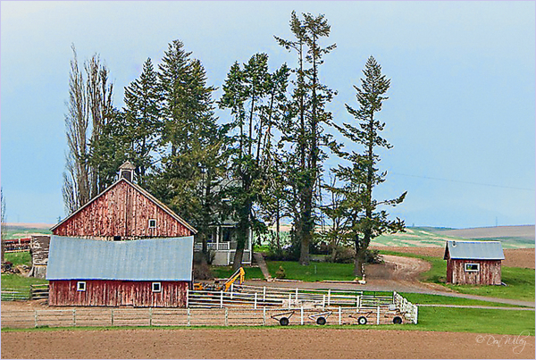 A Compact Farm