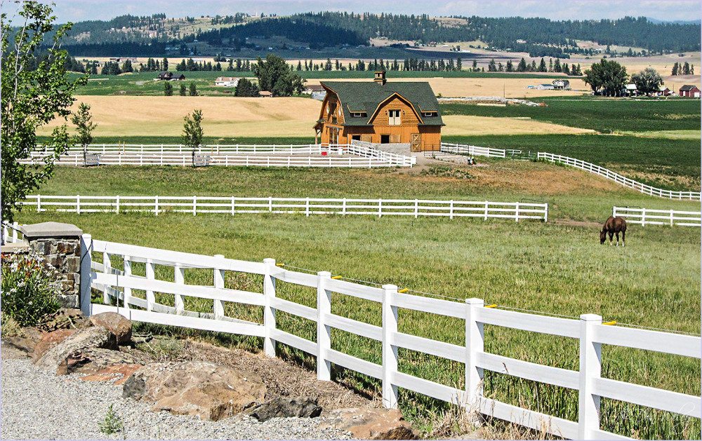 Horse Barn Version