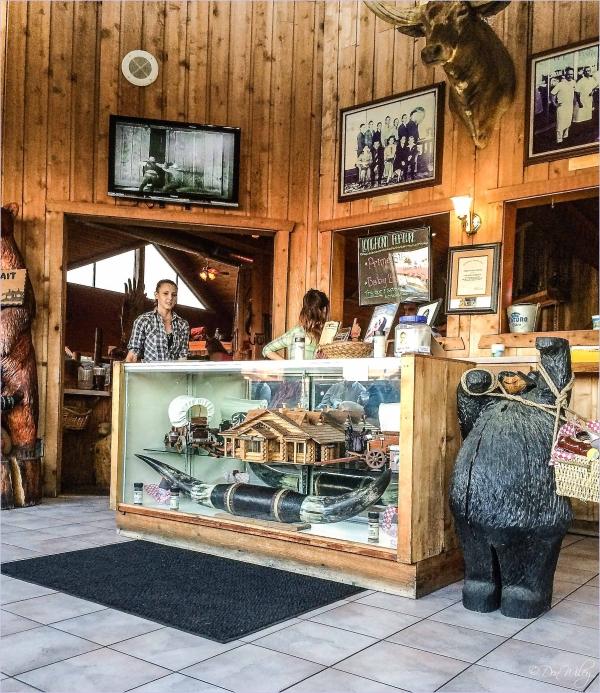 Longhorn Entrance