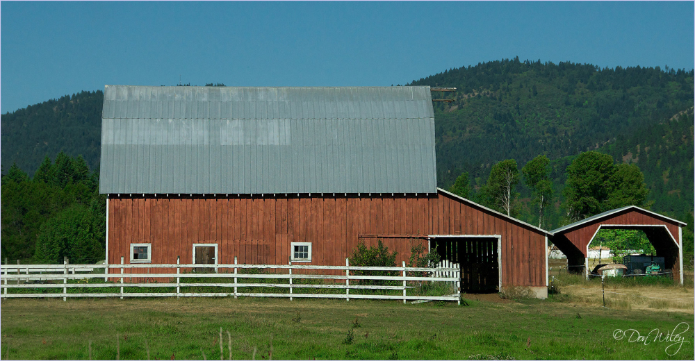 Barn With Garage