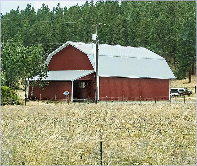 Home or Barn