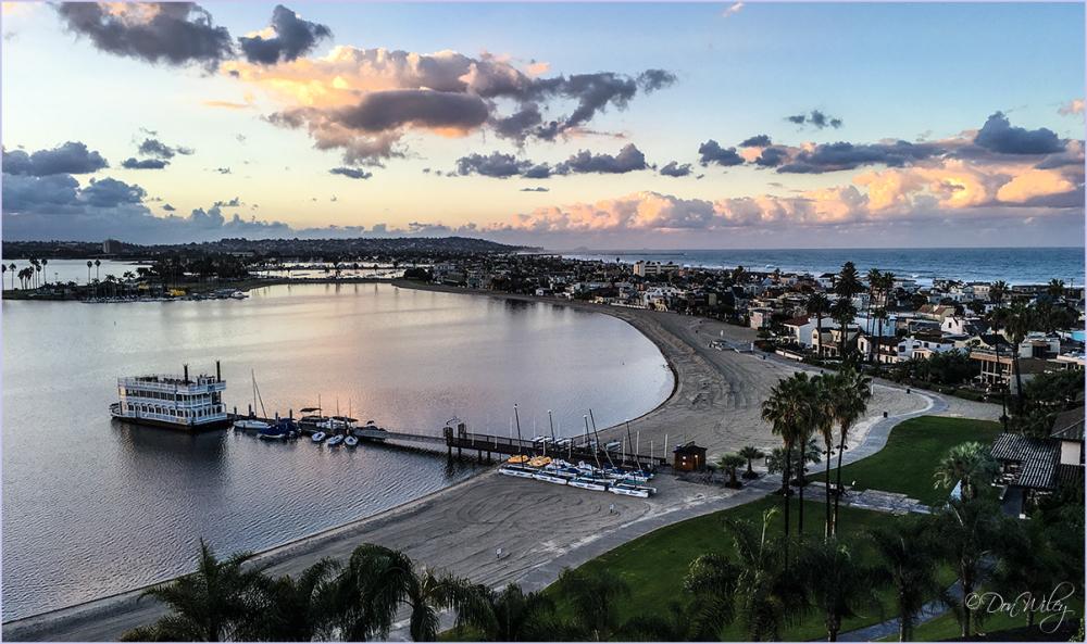 Near San Diego