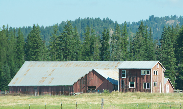 Barn/House