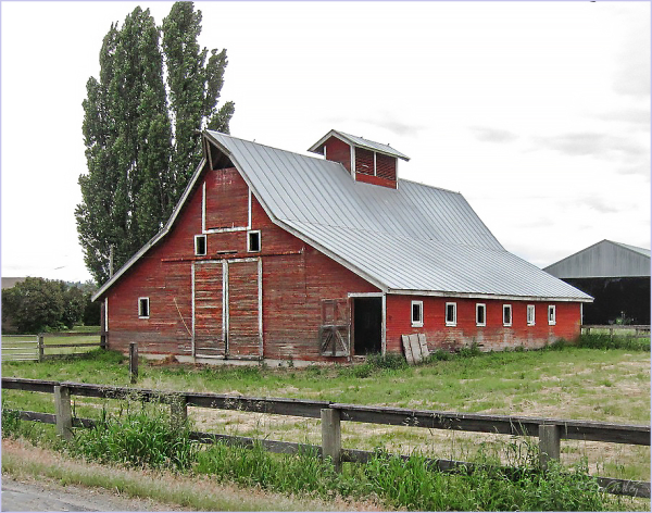 Open Door Barn