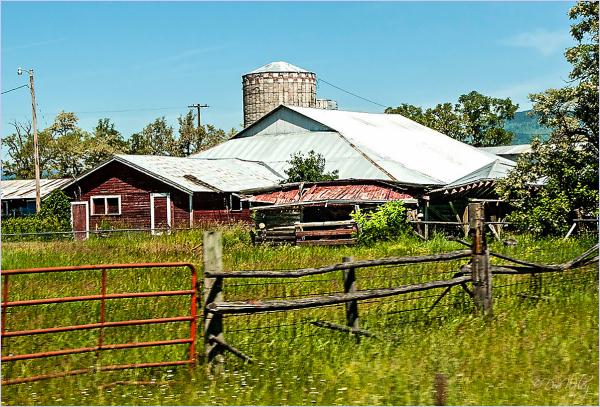 strange Barn