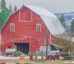 Colville  Barn