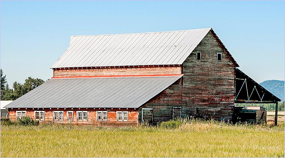 Windows Barn