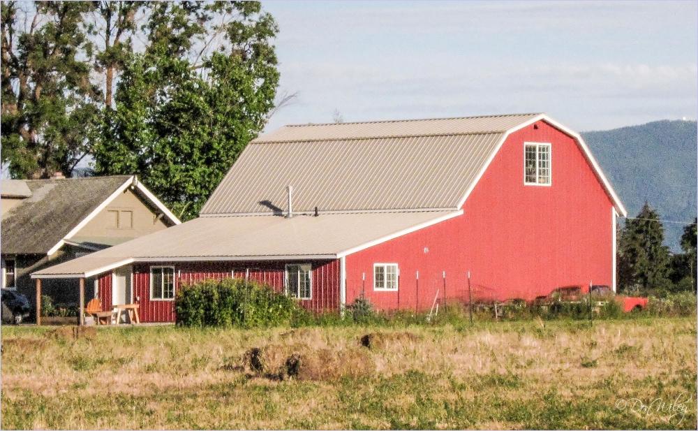 A Barn House