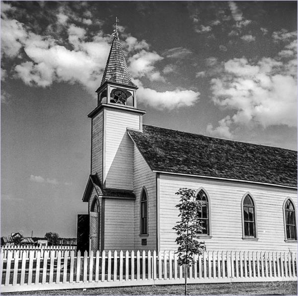 Ft Steele Church