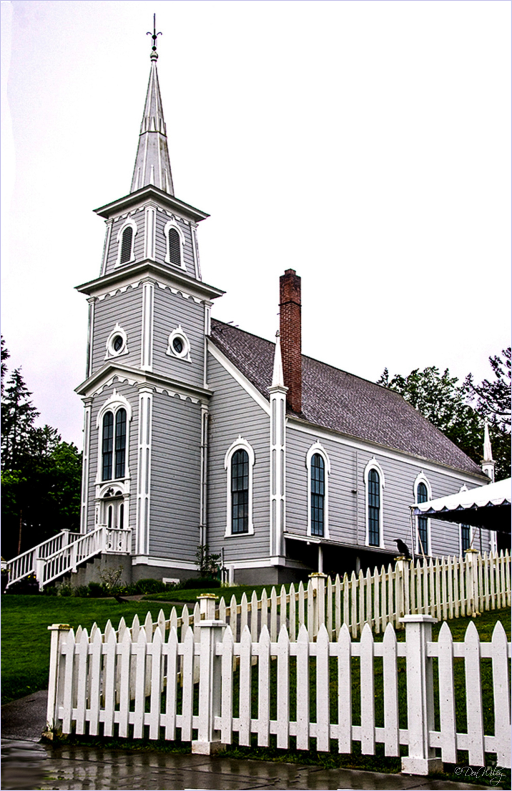 Port Gamble Church