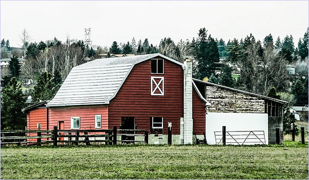 Chimney Barn