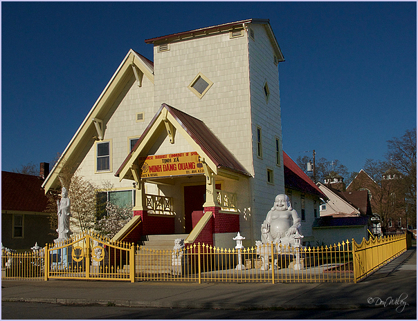 Spokane Buddhist Temple