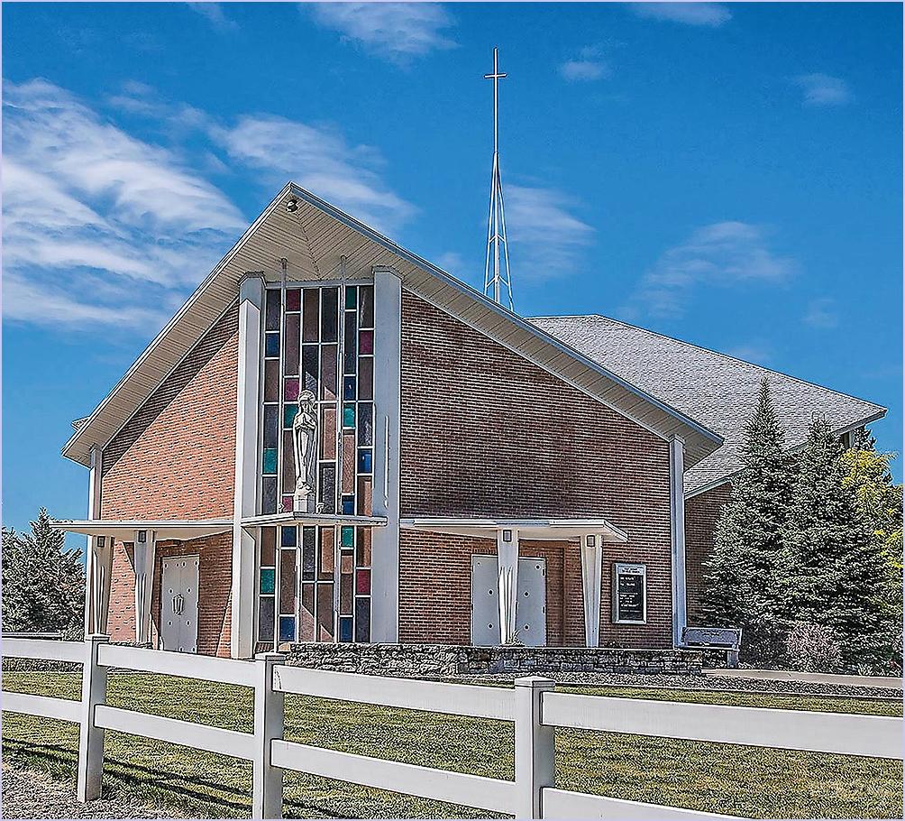 Rosalia Church