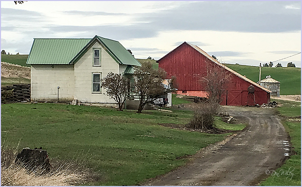 House and Barn