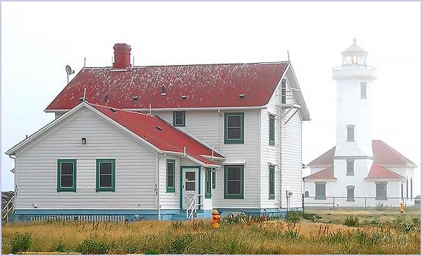 Pt Wilson Light House