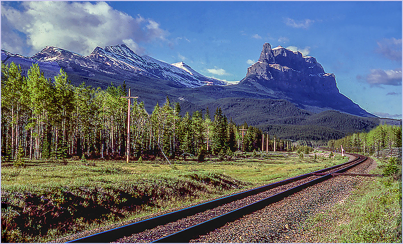 Railroad To Jasper