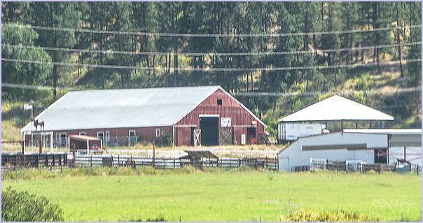 Flat Barn