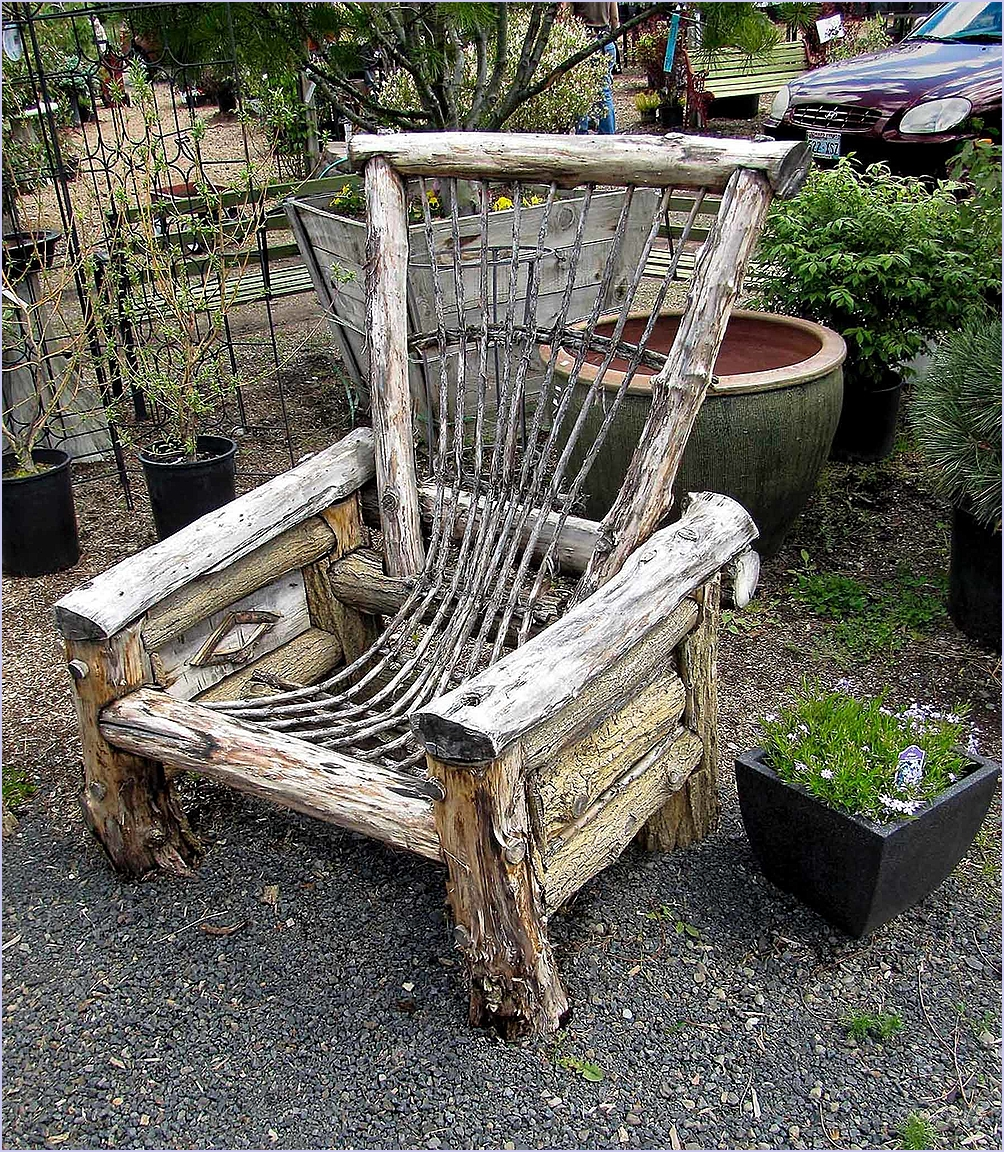 Old Chair With Style
