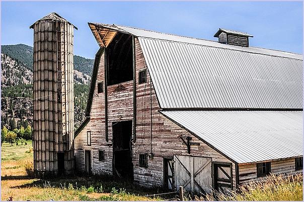 Revised Barn