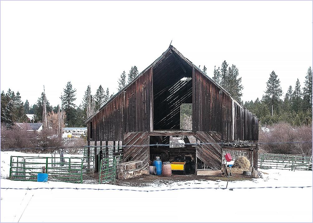 A User's Barn
