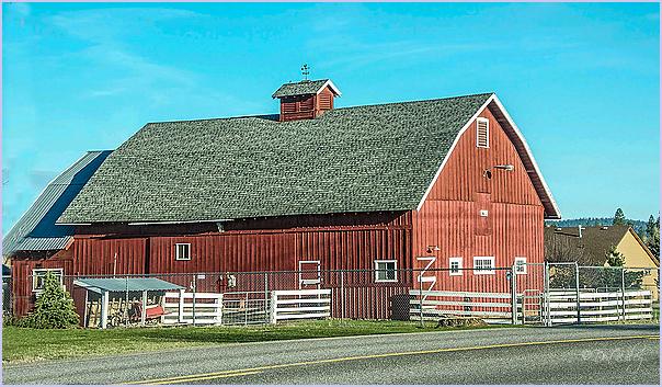 A Street Barn