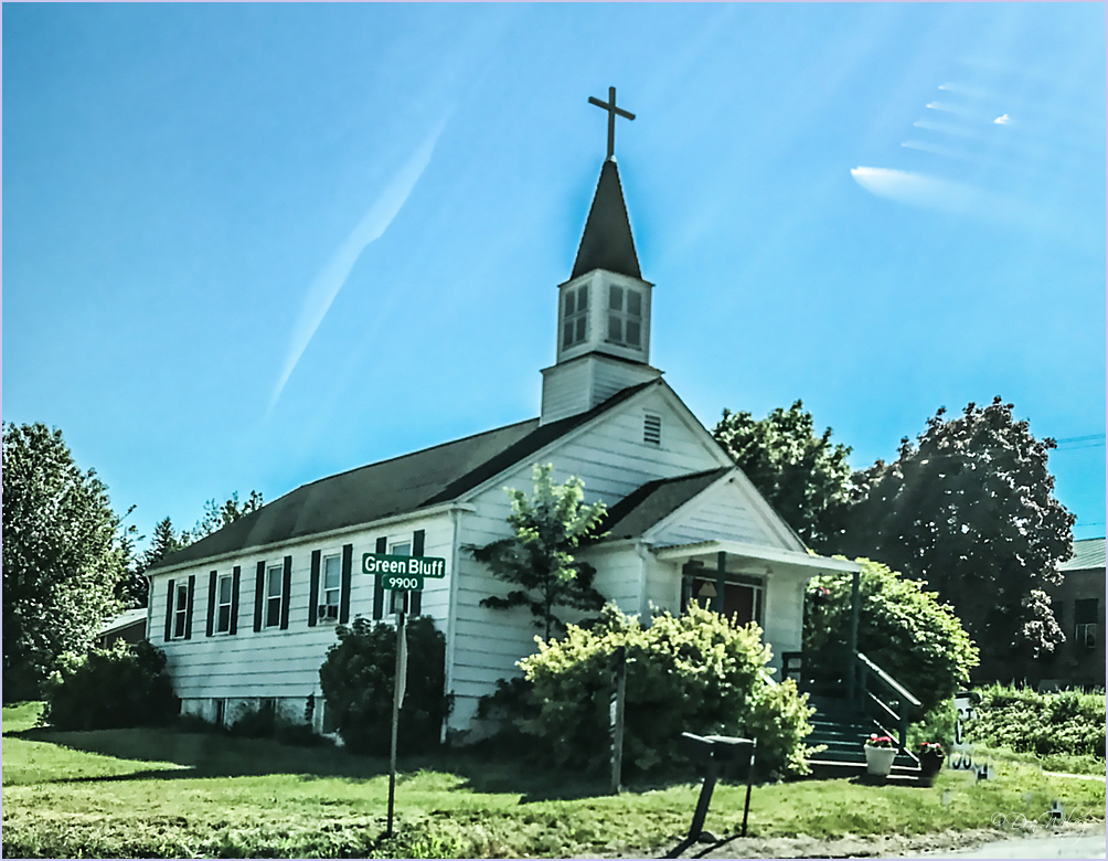 Green Bluff Church