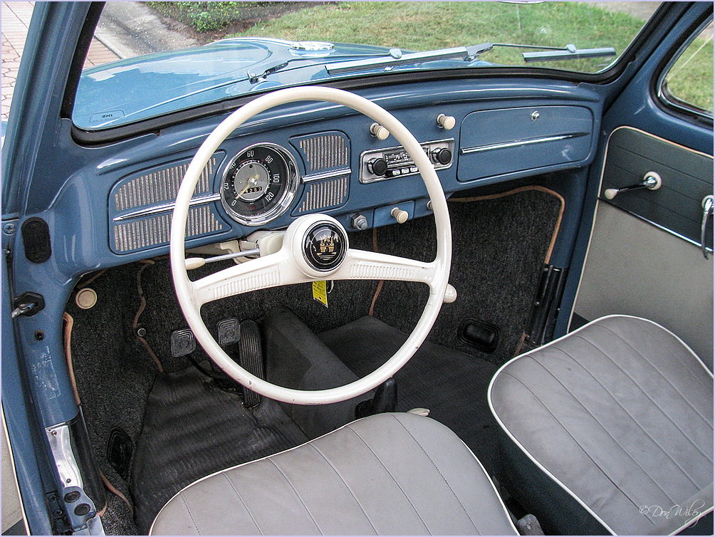 1956 Volkswagon