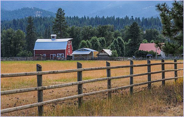 Rail Fence Farm.