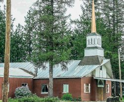 Chruch In The Trees