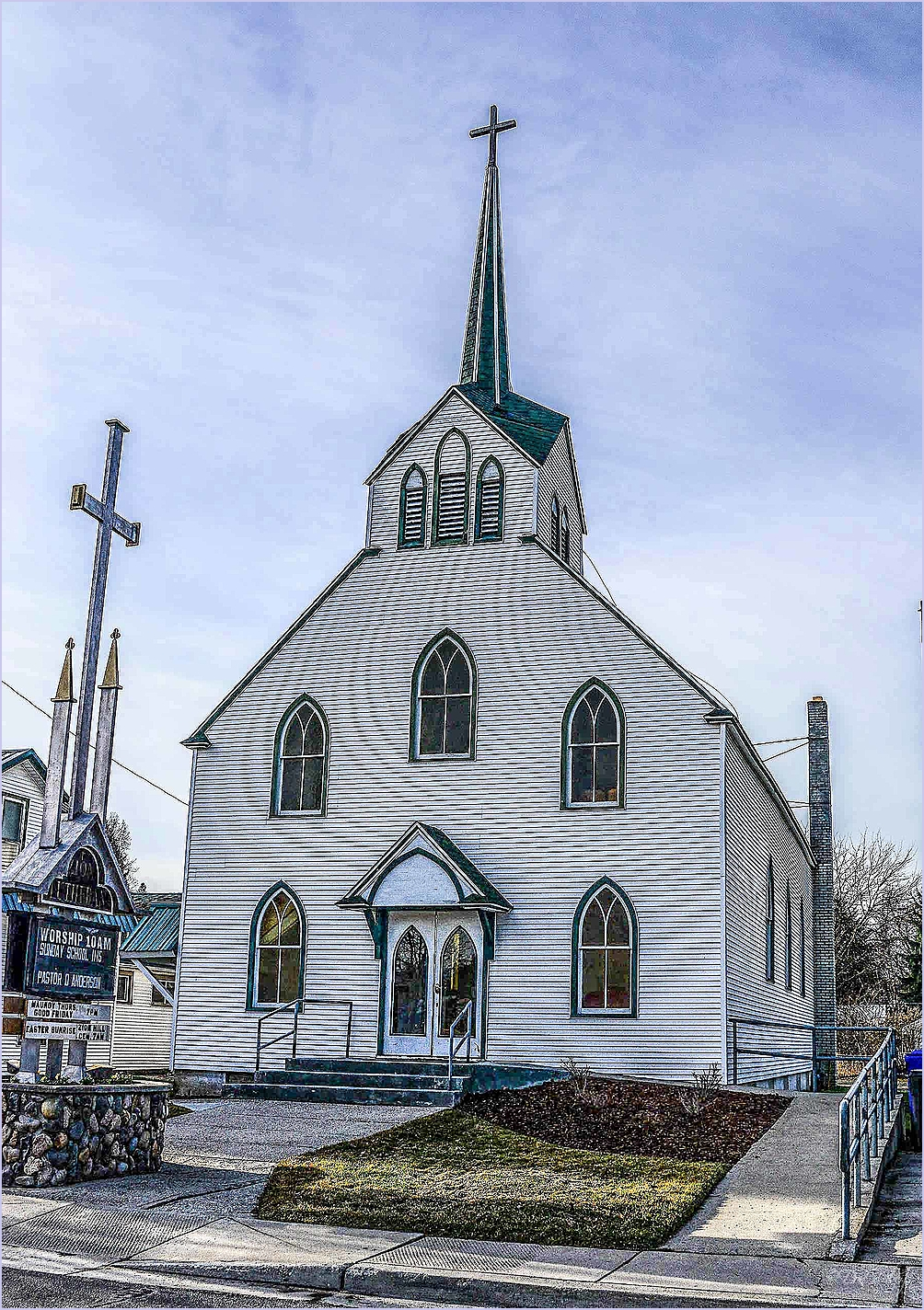 Zion Luthern Church