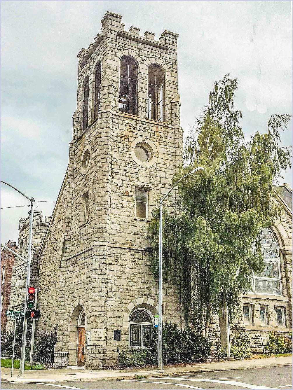 Washington St. Church+