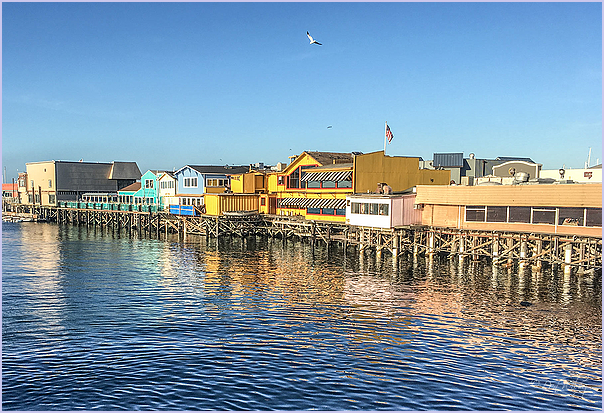 Pier Buildings