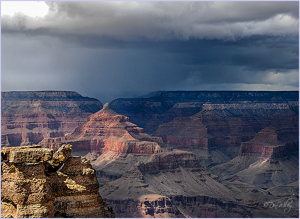 Grand Canyon Storm