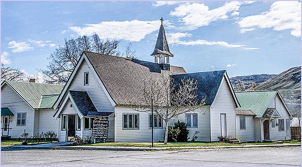 Omak Church